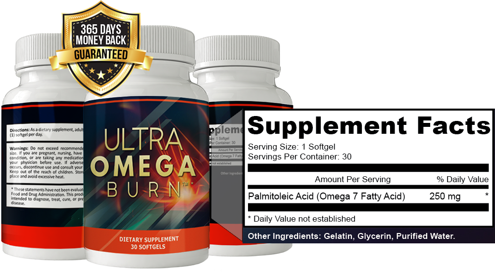 Ultra Omega Burn Reviews