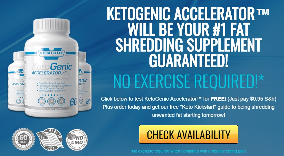 Venture Supplements KetoGenic Accelerator