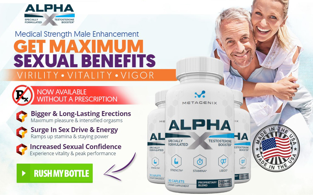 Metagenix Alpha X Testosterone Booster Reviews- Side Effects, Price, Ingredients