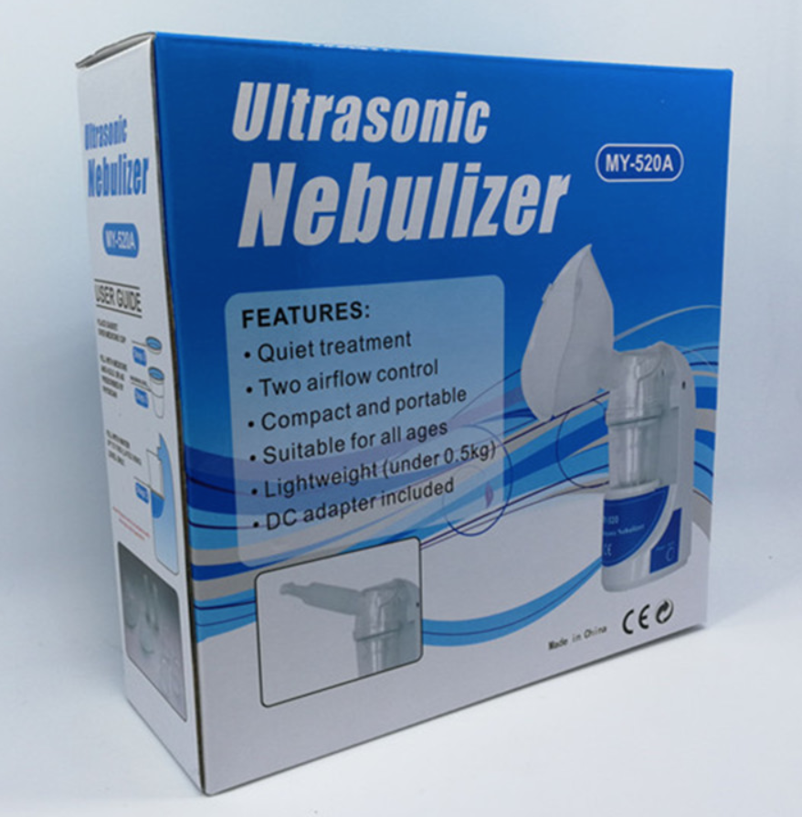Ultrasoniq Nebulizer
